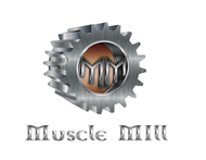 Muscle MIll Logo - Entry #114