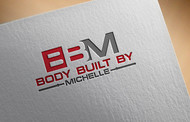 Body Built by Michelle Logo - Entry #48