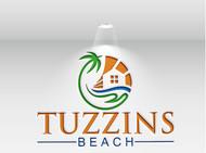 Tuzzins Beach Logo - Entry #15