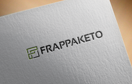 Frappaketo or frappaKeto or frappaketo uppercase or lowercase variations Logo - Entry #61
