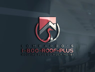 1-800-Roof-Plus Logo - Entry #158