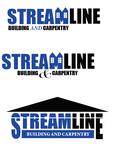 STREAMLINE building & carpentry Logo - Entry #6