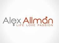 Alex Allman Logo - Entry #57
