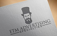 ETM Advertising Specialties Logo - Entry #50