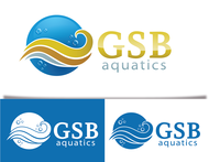 GSB Aquatics Logo - Entry #14