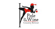 Pole in the Wine Country Retreat  Logo - Entry #12