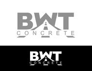 BWT Concrete Logo - Entry #218