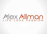 Alex Allman Logo - Entry #33