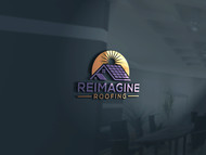 Reimagine Roofing Logo - Entry #231