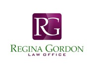 Regina Gordon Law Office  Logo - Entry #89
