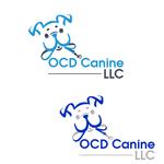 OCD Canine LLC Logo - Entry #100