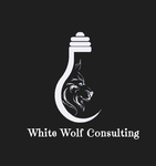 White Wolf Consulting (optional LLC) Logo - Entry #290