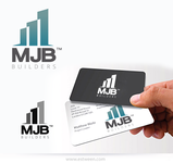 MJB BUILDERS Logo - Entry #33