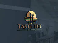 Taste The Season Logo - Entry #66