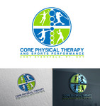 Core Physical Therapy and Sports Performance Logo - Entry #68