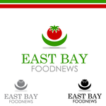 East Bay Foodnews Logo - Entry #2
