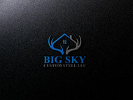 Big Sky Custom Steel LLC Logo - Entry #46
