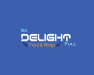 DELIGHT Pizza & Wings  Logo - Entry #48