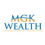 MGK Wealth Logo - Entry #222