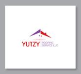 Yutzy Roofing Service llc. Logo - Entry #26