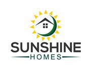 Sunshine Homes Logo - Entry #189