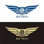 B3 Tech Logo - Entry #134