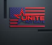 Unite not Ignite Logo - Entry #243