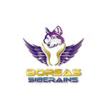 Siberian Husky Logo - Entry #115