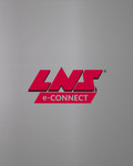 LNS Connect or LNS Connected or LNS e-Connect Logo - Entry #56