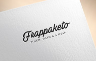 Frappaketo or frappaKeto or frappaketo uppercase or lowercase variations Logo - Entry #282