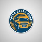 Tokyo Happy Move Logo - Entry #27