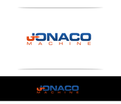 Jonaco or Jonaco Machine Logo - Entry #94