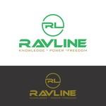 RAVLINE Logo - Entry #167