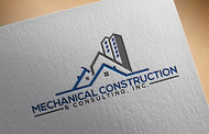 Mechanical Construction & Consulting, Inc. Logo - Entry #54