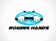 Rowing Hands Logo - Entry #61