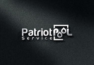 Patriot Pool Service Logo - Entry #17