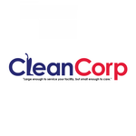 B2B Cleaning Janitorial services Logo - Entry #23