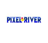 Pixel River Logo - Online Marketing Agency - Entry #190