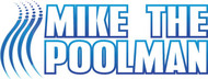 Mike the Poolman  Logo - Entry #15
