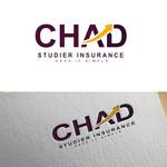 Chad Studier Insurance Logo - Entry #155