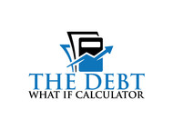 The Debt What If Calculator Logo - Entry #142