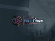 First Texas Solar Logo - Entry #131