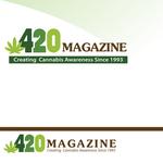420 Magazine Logo Contest - Entry #57