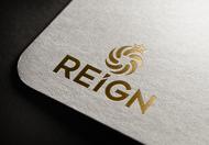 REIGN Logo - Entry #134