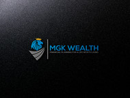 MGK Wealth Logo - Entry #297