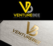 venturebee Logo - Entry #16