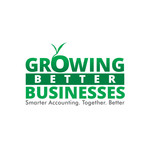 Growing Better Businesses Logo - Entry #90