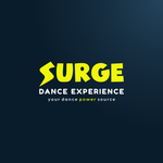 SURGE dance experience Logo - Entry #151