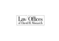 Law Offices of David R. Monarch Logo - Entry #195