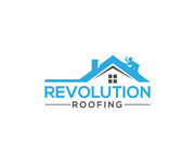 Revolution Roofing Logo - Entry #285